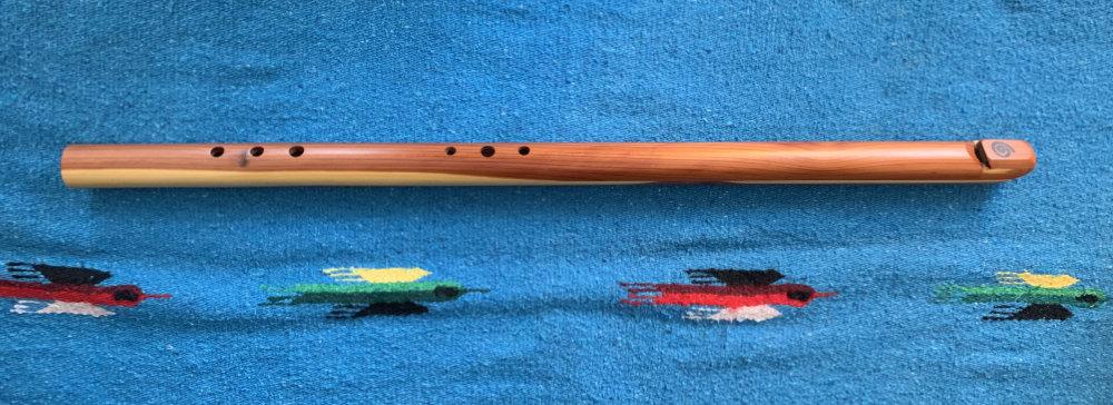 Anasazi Style Flute John Huling Music