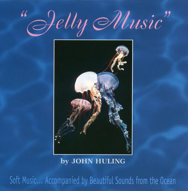 Jelly Music CD John Huling