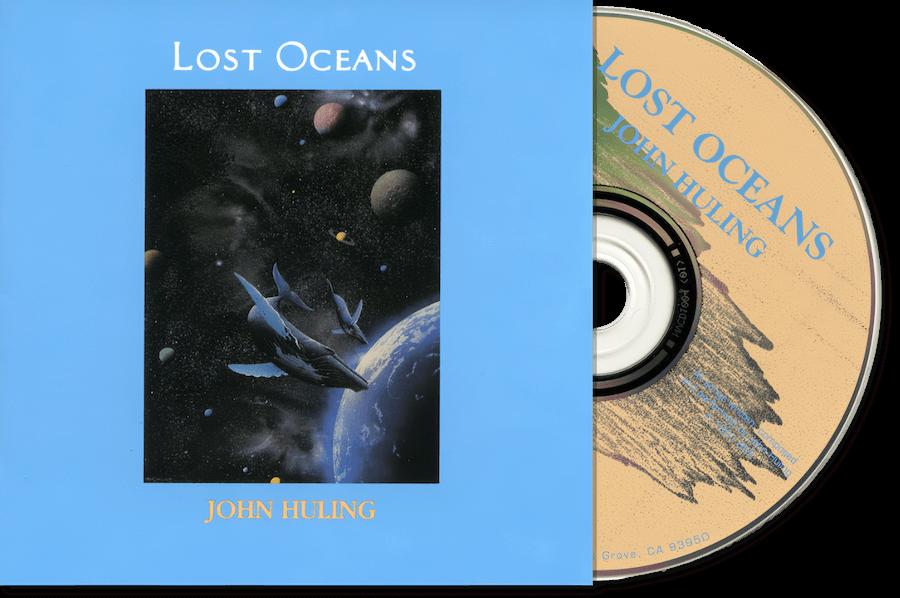 Lost-Oceans CD John Huling Package