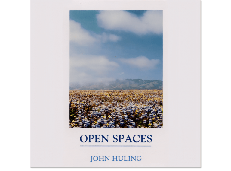 Open Spaces CD John Huling Cover
