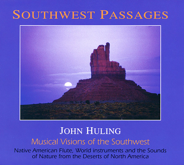 Southwest Passages CD John Huling