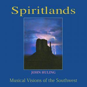 Spiritlands CD John Huling