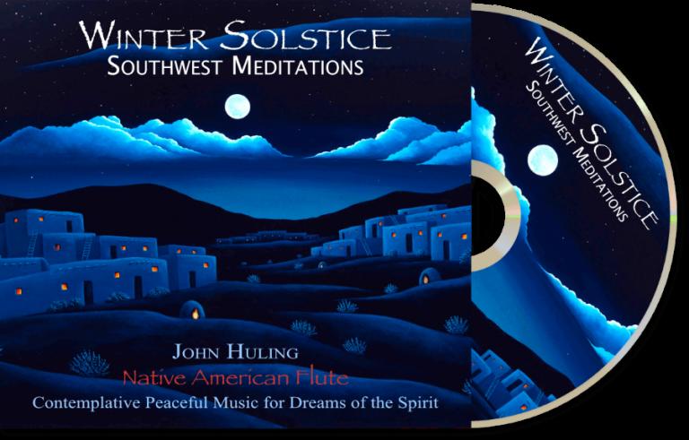 Winter Solstice CD John Huling Package