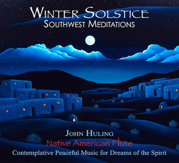 Winter Solstice CD John Huling