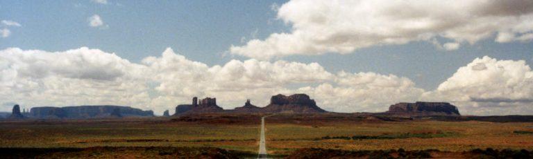 Monument Valley Mesas 1990 John Huling Music