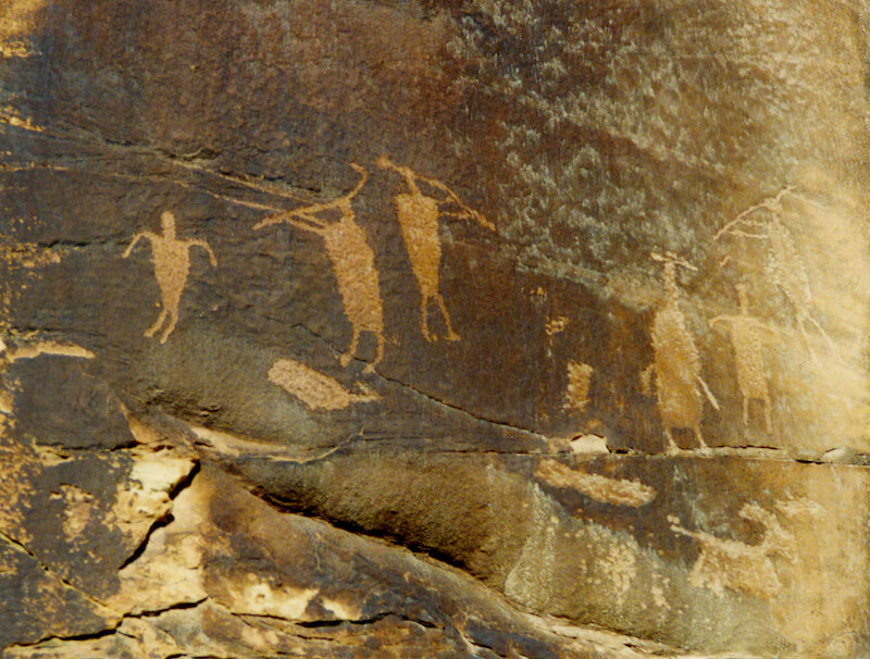 Southwest Passages Petroglyphs Utah